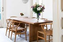 Dining rooms we like