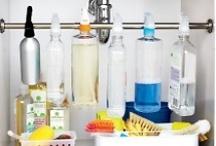 CASA • cleaned & organized
