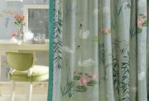 Curtains, blinds and window dressings