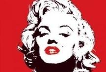Marilyn Monroe / by Virginia McLendon