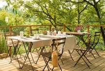 Outdoors - dining