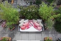Outdoors - relaxing spots