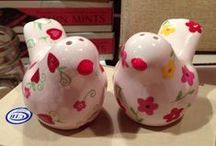 Salt & Pepper Shakers / by Susan Rodriguez