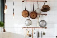 Inspired Pantry / Our favorite kitchen inspirations.