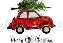 Jingle Bells - Christmas  Decor / The jolliest time of year!
