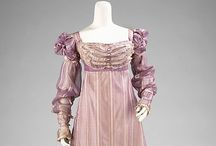 Fashion, Early 19th Century (Regency Era to Early Victorian)