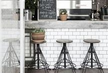 Inspired Shops + Stores / Our inspiration from unique restaurants, cozy coffee shops, & innovative stores.