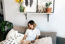 Inspired Details + Decor / Details & snapshots of the home that inspire us.