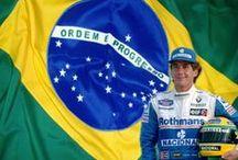Ayrton Senna do Brasil / Um Herói Brasileiro... / by Jorge Cavalcante (JORGENCA)