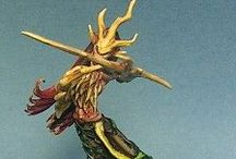 Warhammer Fantasy Wood Elves / Pictures of Warhammer Fantasy Wood Elves