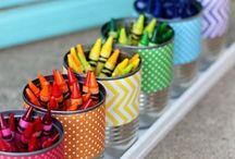 SCHOOL : Arts + Crafts