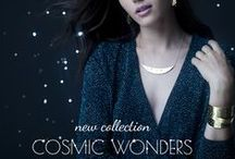 Cosmic Wonders Jewelry Collection & Inspiration