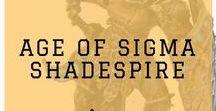 Warhammer Age of Sigma Shadespire / AOS Shadespire, Shadespire, Warhammer Shadespire, AOS, Warhammer AOS