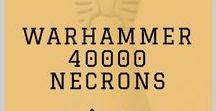 Warhammer 40000 Necrons / tabletop gaming, gaming, warhammer, warhammer40k, 40k, golden d6, chaos space marines, 40k necrons, warhammer necrons, warhammer 40k necrons