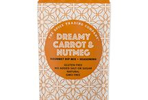 Dreamy Carrot & Nutmeg / Makes and ideal snack that kids love. Dip me! Season me! Sauce me! Sample me!