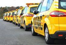 Die gelben Engel beim ADAC Pkw-Intensiv-Training im ADAC Fahrsicherheits-Zentrum Hannover-Messe