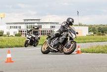 Das ADAC Motorrad-Intensiv-Training im ADAC Fahrsicherheits-Zentrum Hannover-Messe