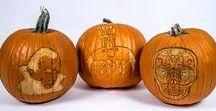 Halloween Décorations / Idées décoration pour Halloween réalisées avec un laser EPILOG