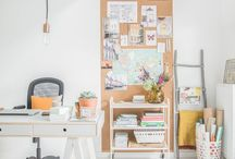 Office Space + Styling Inspiration