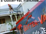 Thinking about buying a Gutter-Vac franchise? / Looking for a work/life balance? Take charge of your lifestyle with a Gutter-Vac franchise.  Gutter-Vac is an exciting business opportunity that is perfectly positioned in the booming home service industry and a great franchise for those that want their own business, have a lifestyle or be an entrepreneur.
