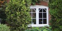 Windows / uPVC, Timber, Aliminium and Timber Alternative windows in varying styles.