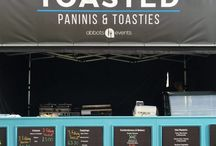 Our Units / There are all our food and drink units that supply the best quality products to the public!