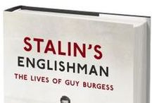 Stalin's Englishman : The lives of Guy Burgess with Andrew Lownie / A Chapter Away event in Lectoure. Stalin's Englishman : The lives of Guy Burgess