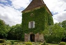 Pictures of Gascony / All our courses are held in large properties in the SW of France - Gascony.