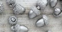 All Silver / All that glitters isn't necessarily gold, perhaps you are a fan of silver instead? Silver can be just as stylish and fashion is loving it at the moment. Jewellery, clothing and interior decor have all picked up on the silver trend.