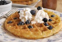 Breakfast~Brunch / rise & shine, it's breakfast time / by Bees Knees