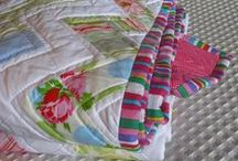 patchwork and quilts / by rosa e chocolat
