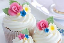 Cupcakes~ / Baby cakes! / by Bees Knees