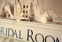 The Bridal Room Broadway / One of my favorite places to be in the world! www.thebridalroombroadway.co.uk #bride #bridal #weddingdresses #bridalshop #bridalboutique #weddingdressshop #interior