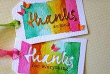 We Craft Cards. / by Justin Brady