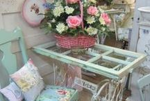 Recycle Repurpose - Craft & DIY Ideas / Trash to Treasure at it's finest! / by Craft At Home On Pinterest