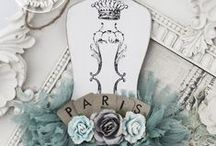 Paper Ideas & Printables / Beautiful papers for crafts and display. Paper craft ideas