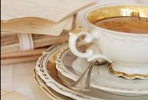 coffee, tea, chocolate... / by Millie Coquis