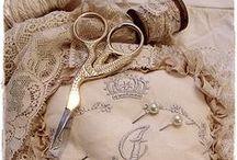 Textile & Sewing - Craft & Inspiration / Craft and DIY inspiration using textiles. Fabric crafts