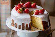 Cakes / Gâteaux / by Dominique Sauvages