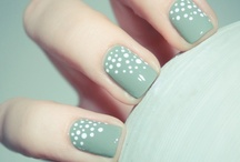 When Nails Are Pretty / by Hannah~