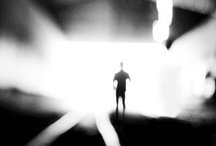 blurry, foggy and pictures in movement, double exposure / by Millie Coquis
