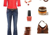Casual - Fall / by Lana Raines