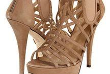 Sabrina Harts Love of Shoes / by Ella Fox