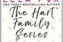 The Hart Family Series / The USA Today Bestselling Hart Family series is steamy contemporary romance at its best.