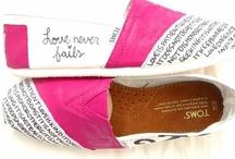 Happy Feet!!!! / by T-Nicole Crawford
