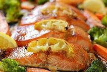 Seafood / Seafood ideas and recipes!  Promoting good food for good health!