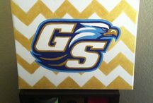 Hail Southern! / by Julia Cooper