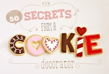 Cookies - Decorated / by Bees Knees