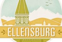 life  |  in the burg / Ellensburg, WA