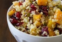 Quinoa Recipes! / Becoming so popular, but we need to know how to cook it!